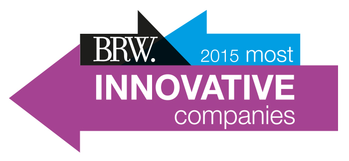 2015 BRW Most Innovative Companies list