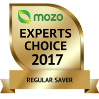 2017 Mozo Expert's Choice Award