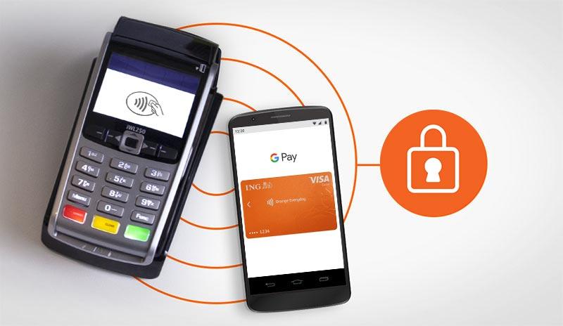 Google Pay - ING