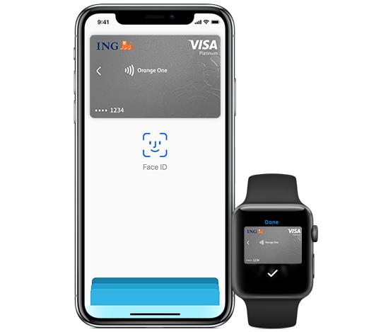 promo code 36288 7b082 Apple Pay - ING